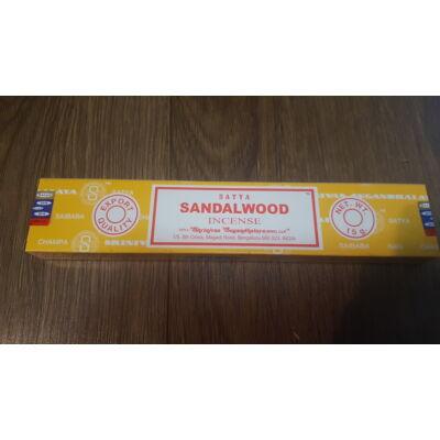 Füstölő Satya Sandalwood