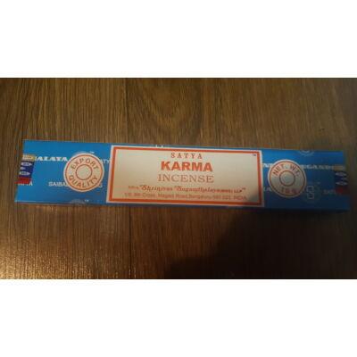 Füstölő Satya Karma