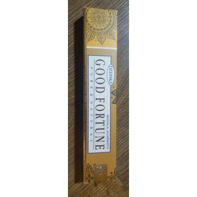Füstölő Masala Agarbatti Good Fortune