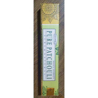 Füstölő Masala Agarbatti Pure Patchouli