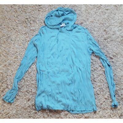 Sure Design unisex kapucnis póló világoskék színben