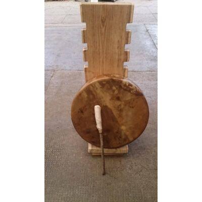Sámándob 1. kecskebőrből 35cm átmérő