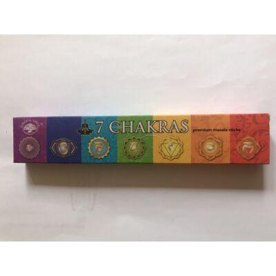 Füstölő 7 Chakras
