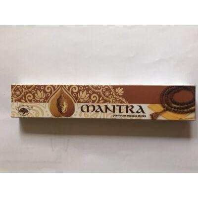 Füstölő Mantra