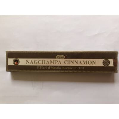 Füstölő NagChampa Cinnamon