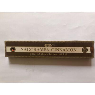 Füstölő Ppure NagChampa Cinnamon