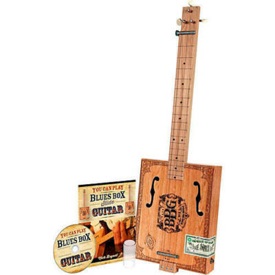 Blues box gitar szett