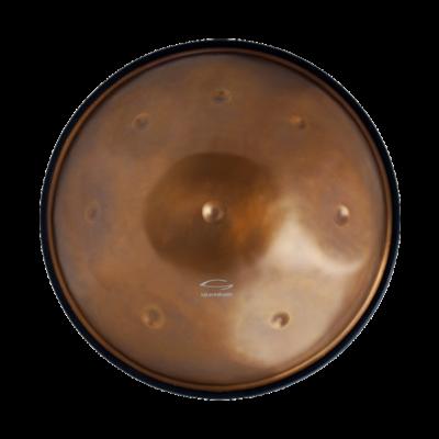 Spacedrum Handpan 8 hangjegyes A moll diatonikus 55cm