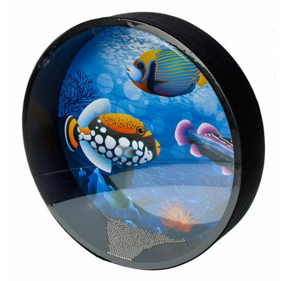 Óceandob 30 cm halacskás mintákkal
