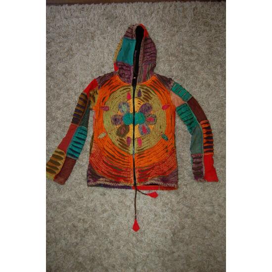 Nepáli kapucnis kabát 1