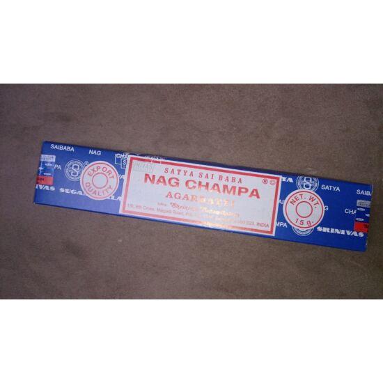 Nag Champa kék füstölő