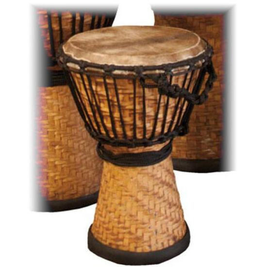 Terre bambusz djembe 30cm