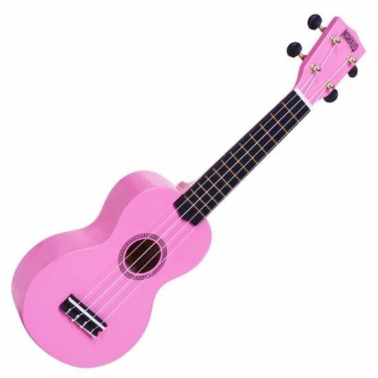 Mahalo Mr1 rózsaszínű Ukulele