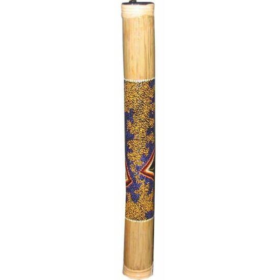 Bambusz esőbot 60cm dopaintes mintával